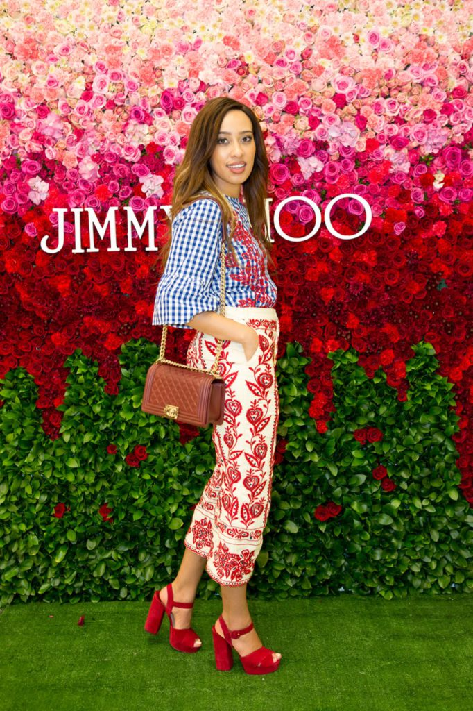 jimmy choo event