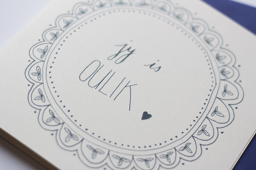 oulik-love-greeting-card-detail