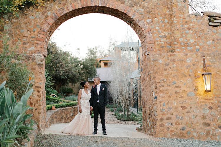 Kaco and Delisile's Wedding Celebration